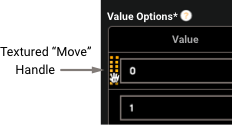 Moving Value Options